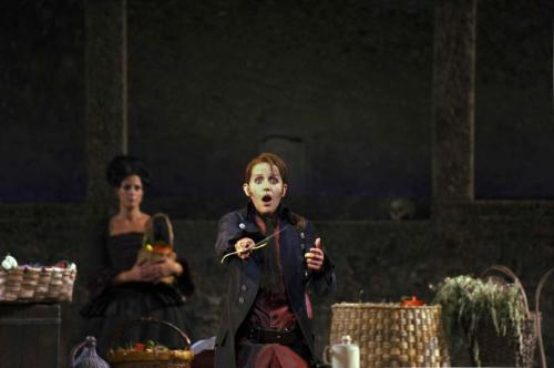 Stéphano in Roméo et Juliette at Salzburger FestspieleCredits: Mathias Baus, Cologne