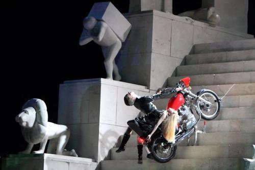 Eva in Die Tragödie des Teufels, Bayerische Staatsoper